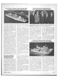 Maritime Reporter Magazine, page 25,  Jan 1969 Oceanography