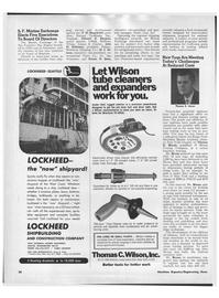 Maritime Reporter Magazine, page 28,  Jan 1969 California