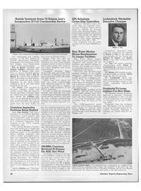 Maritime Reporter Magazine, page 32,  Jan 1969 Clarke Traf