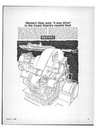 Maritime Reporter Magazine, page 33,  Jan 1969 gas turbine