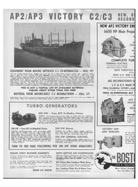 Maritime Reporter Magazine, page 36,  Jan 1969 Allis-Chalmers