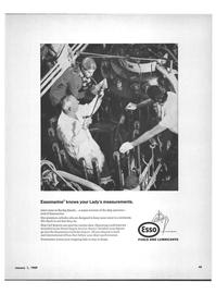 Maritime Reporter Magazine, page 43,  Jan 1969