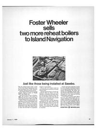 Maritime Reporter Magazine, page 45,  Jan 1969 New York