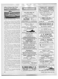 Maritime Reporter Magazine, page 46,  Jan 1969 California