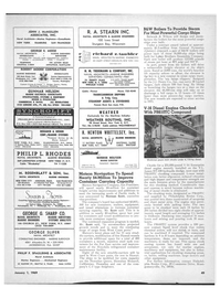 Maritime Reporter Magazine, page 47,  Jan 1969 C3