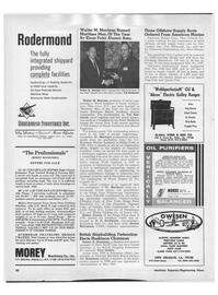 Maritime Reporter Magazine, page 48,  Jan 1969 Louisiana
