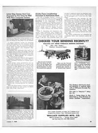 Maritime Reporter Magazine, page 49,  Jan 1969 Illinois