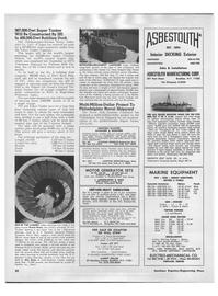 Maritime Reporter Magazine, page 50,  Jan 1969 Wisconsin