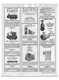 Maritime Reporter Magazine, page 52,  Jan 1969 Texas