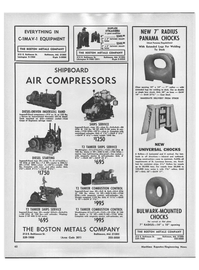 Maritime Reporter Magazine, page 60,  Jan 1969 skid?radiator cooled?from Corps of Engineers