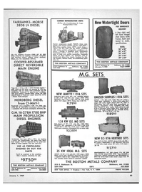 Maritime Reporter Magazine, page 61,  Jan 1969 NEW YORK OFFICE