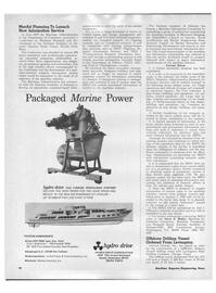 Maritime Reporter Magazine, page 8,  Apr 1970
