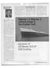 Maritime Reporter Magazine, page 10,  Apr 1970