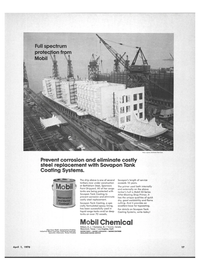 Maritime Reporter Magazine, page 15,  Apr 1970