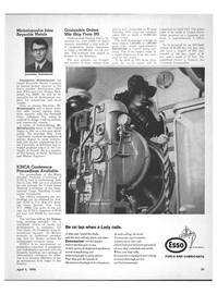 Maritime Reporter Magazine, page 29,  Apr 1970