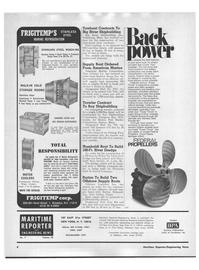 Maritime Reporter Magazine, page 2,  Apr 1970