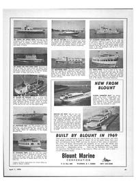 Maritime Reporter Magazine, page 39,  Apr 1970