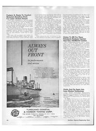 Maritime Reporter Magazine, page 40,  Apr 1970
