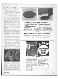Maritime Reporter Magazine, page 43,  Apr 1970
