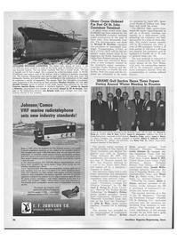Maritime Reporter Magazine, page 44,  Apr 1970