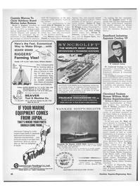 Maritime Reporter Magazine, page 46,  Apr 1970