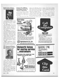 Maritime Reporter Magazine, page 47,  Apr 1970