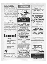 Maritime Reporter Magazine, page 52,  Apr 1970