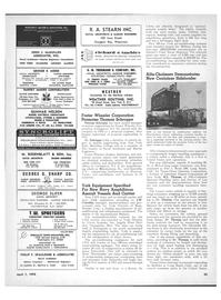 Maritime Reporter Magazine, page 53,  Apr 1970