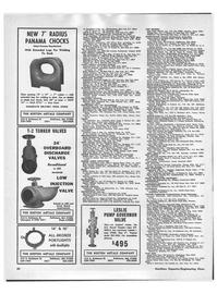 Maritime Reporter Magazine, page 58,  Apr 1970