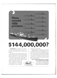 Maritime Reporter Magazine, page 4th Cover,  Apr 1970