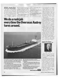 Maritime Reporter Magazine, page 18,  Jun 15, 1970