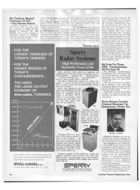 Maritime Reporter Magazine, page 22,  Jun 15, 1970