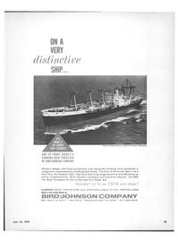 Maritime Reporter Magazine, page 23,  Jun 15, 1970