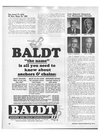 Maritime Reporter Magazine, page 26,  Jun 15, 1970