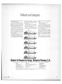 Maritime Reporter Magazine, page 27,  Jun 15, 1970