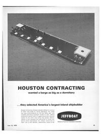 Maritime Reporter Magazine, page 31,  Jun 15, 1970