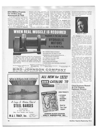 Maritime Reporter Magazine, page 34,  Jun 15, 1970
