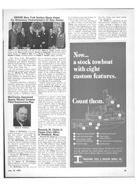 Maritime Reporter Magazine, page 35,  Jun 15, 1970
