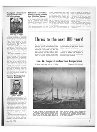 Maritime Reporter Magazine, page 37,  Jun 15, 1970
