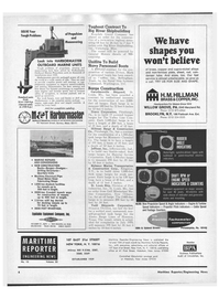 Maritime Reporter Magazine, page 2,  Jun 15, 1970