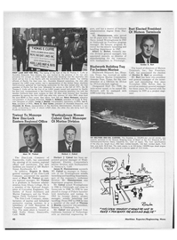 Maritime Reporter Magazine, page 40,  Jun 15, 1970