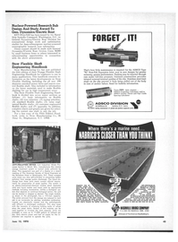 Maritime Reporter Magazine, page 43,  Jun 15, 1970