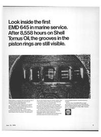 Maritime Reporter Magazine, page 3,  Jun 15, 1970