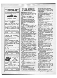 Maritime Reporter Magazine, page 54,  Jun 15, 1970