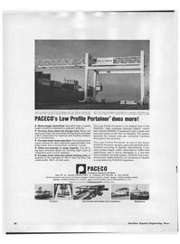 Maritime Reporter Magazine, page 3rd Cover,  Jun 15, 1970