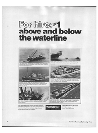 Maritime Reporter Magazine, page 6,  Jun 15, 1970