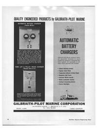 Maritime Reporter Magazine, page 8,  Jan 1971