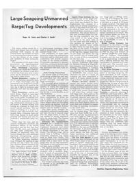 Maritime Reporter Magazine, page 10,  Jan 1971