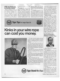 Maritime Reporter Magazine, page 12,  Jan 1971