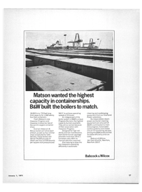Maritime Reporter Magazine, page 15,  Jan 1971